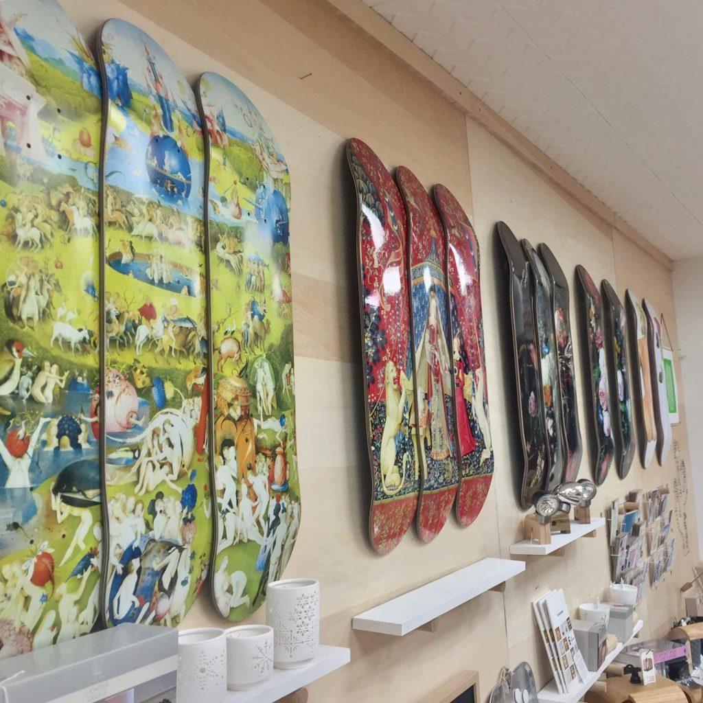 Macao boom-art skateboard